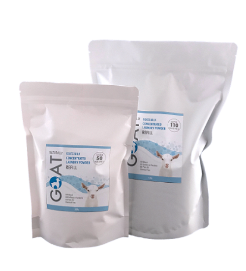 Concentrated Laundry Powder Refill Packs