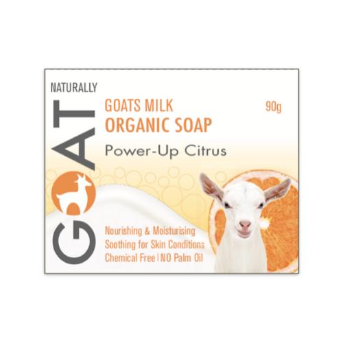 Citrus Goat Milk Soap