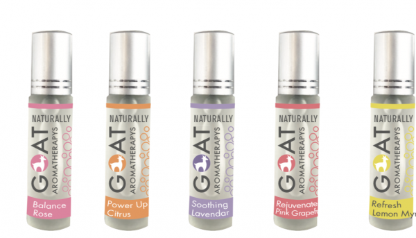 Aromatherapy Oil Roll On