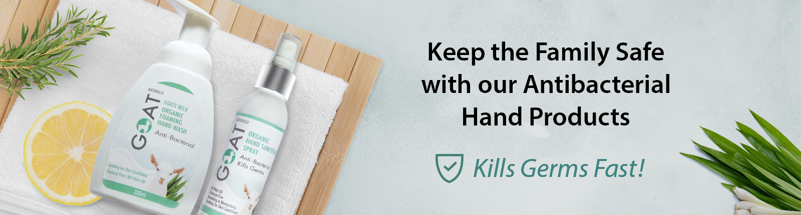 Protect You Family - Kill Those Germs