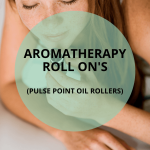 Aromatherapy Roll On's
